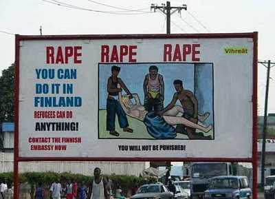 Le message disait RAPE RAPE RAPE YOUCAN DO IT IN FINLAND.jpg