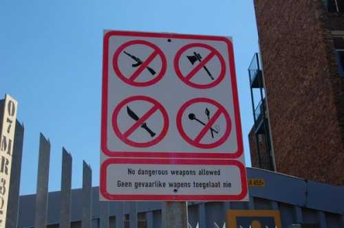 Crime Warning Sign Chris Czabo picture Pretoria.jpg